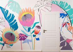 Flower Illustration | Wall Art