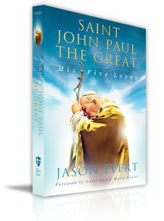 Awesome new book on Saint John Paul the Great (!) by Jason Evert and @Ignatius Press - check it out at http://www.ignatius.com/promotions/John%20Paul%20II/JPII_CM.html