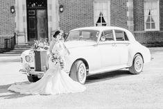 Vintage rolls royce. Bridal portaits old cars,  model dayton ohio cincinnati ohio