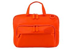 "17"" Laptop Case, Orange from Lipault Paris"
