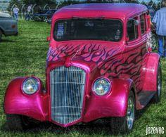 2013-09-22 2373 Pink Hot Rod | Flickr - Photo Sharing!