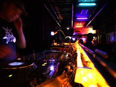 Party in the edgy underground clubs of Berlin, Germany (anytime it's not winter)
