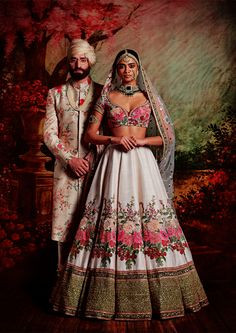 Sabyasachi's The Mughal Garden Collection 2016