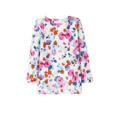 Das Langarmshirt Harbour mit trendigem Blumen-Print ist ein tolles Basic das sich vielseitig kombinieren lässt. Das super weiche Jersey-Top hat an beiden Schultern Knöpfe die das An und Ausziehen speziell bei den Kleinsten erleichtert. erhältlich in den Größen 52 - 80 statt € 19,95 jetzt um nur € 11,99 NUR SOLANGE DER VORRAT REICHT! Toms, Kind Mode, Super, Bunt, Long Sleeve, Sleeves, Fashion, Moving Out, Tops