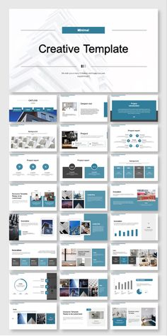 A Website Creation Guide For Creating Spectacular Compelling Websites Powerpoint Design Templates, Professional Powerpoint Templates, Ppt Design, Slide Design, Keynote Design, Booklet Design, Design Layouts, Design Posters, Graphic Design