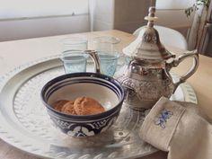 Toques étnicos en una cocina clásica
