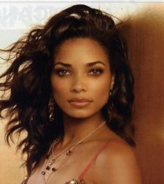 Rochelle Aytes, The voice actress for Rochelle