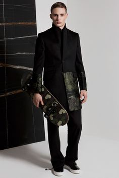 Ports 1961 Fall 2015 Menswear Fashion Show: Complete Collection - Style.com