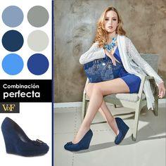 premium selection a340e 2f550 Tonos neutro para invierno Moda y tendencias en zapatos de temporada.   azules
