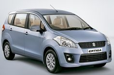 Suzuki Ertiga vista lateral