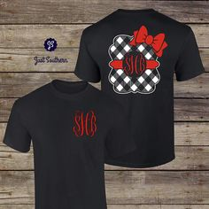 Got My Daddy Tongue and Temper Shirt Shook by MicholesMonogramming White Plaid, Black And White, Red Black, Christmas T Shirt Design, Monogram Shirts, T Shirts With Sayings, Shirt Designs, Graphic Sweatshirt, Monogrammed Ideas