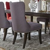 Shop for the Liberty Furniture Platinum Side Chair at Hudson's Furniture - Your Tampa, St Petersburg, Orlando, Ormond Beach & Sarasota Florida Furniture & Mattress Store Dining Room Chair Slipcovers, Upholstered Dining Chairs, Dining Chair Set, Hudson Furniture, Diy Furniture, Liberty Furniture, Contemporary Dining Chairs, Side Chairs, Home