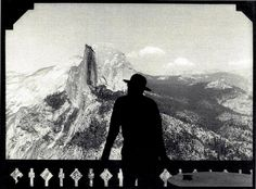 (Inspiration for one of Olivia's paintings.) Glacier Point Hotel.