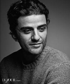 """Actor Oscar Isaac talks with DuJour Magazine about his New York based movie """"A Most Violent Year."""""""