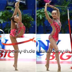 Arina AVERINA (Russia)🇷🇺 ~ Collage Hoop @ GP Boekarest 2016🇹🇯 😘😘 Photographer 🇩🇪Bernd Thierolf.
