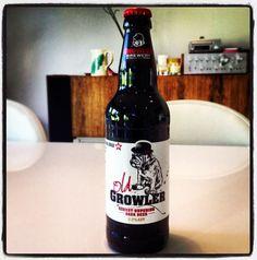 Growler Brewery Old Growler - Robust Superior Dark Beer - 5.5% ABV