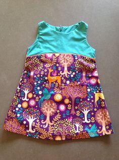 Patroon: het feestelijk jurkje uit het grote femma naaiboek