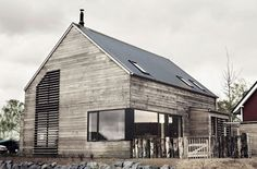 Stylish Boat House | NordicDesign