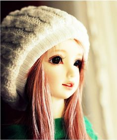 Beautiful BJD Doll