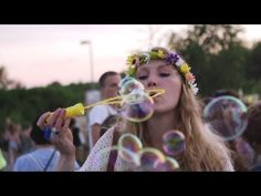 MELT! Festival Special #melt! #melt #berlinsessions #acoustic #ferropolis #festival #2012 #2013 #melt2013 #shields #localnatives #woodkid #outfits #live #music #bubbles #glitter #flower #headbands