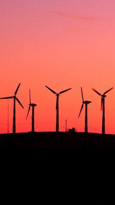 Windmills-Wallpaper-iPhone-Wallpaper - IPhone Wallpapers