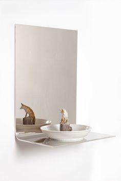 bended mirror #1 | Muller Van Severen