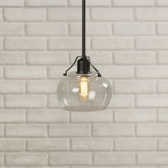 Trent Austin Design Wabanaki 1 Light Mini Pendant