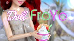 by request: The weather is Hot and it's time to cool off! Make your dolls this Fabsome Sweet treat today!! Link to Printables: http://myfroggystuff.blogspot....
