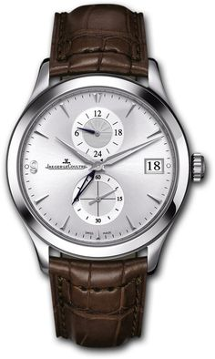 Jaeger LeCoultre Watch Master Hometime 40mm