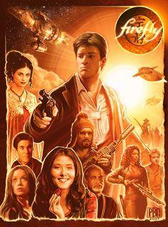 Firefly fan poster