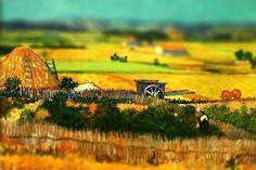 Zoom : Van Gogh dans ses moindres détails - Libération