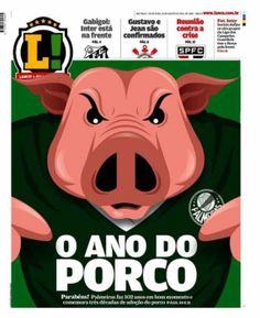 Capa Palmeiras