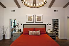 Woodside Residence - contemporary - bedroom - san francisco - Fiorella Design