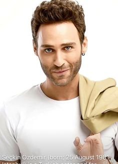 Turkish Actors, Lovers, Hollywood, Lol, Mens Tops, T Shirt, Fashion, Hot Actors, Beautiful Men