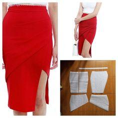 Assymetry skirt pattern.  Order via line : @modelliste (with @) #assymetryskirt #assymetryskirtpattern #polarokpensil #polarokasimetri #rokasimetri #patternonlineshop #patterndrafter #pola #modellistepattern