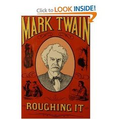 Roughing It by Mark Twain: anyone with a dry sense of humor will laugh their booties off. Denise--read it.