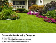 Envision landscaping is the best #Residential #landscaping #company with experienced and well-skilled team members. The team helps in landscape architecture and landscape designing and makes an unparalleled reputation for understanding customer needs to its core.  https://bit.ly/2pD3Uls