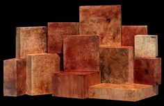 EXOTIC WOOD : MADRONE is known as Strawberry tree, Madrona, or Madrone burl.  This is a unique Pacific hardwood that has pink & tan colors with an occasional red streak. These Madrone blanks are highly burled & figured.  www.cookwoods.com