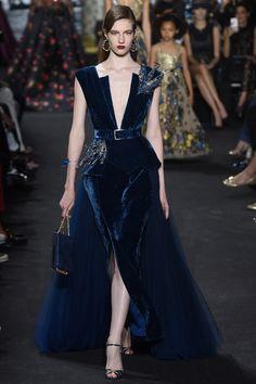 Elie Saab Fall 2016 Couture Fashion Show - Vlada Chokhar