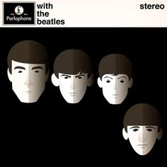 Stanley Chow Illustration - The Beatles Funny Caricatures, Celebrity Caricatures, Stanley Chow, Leave Art, Beatles Party, Les Beatles, The Fab Four, Jack White, Art Store