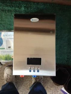 Tankless Hot Water Heater, Water Heaters, Mobile Home, Cleveland, Mary, Mobile Homes, Motorhome