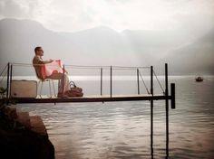 le lac (Alphonse de LAMARTINE / Charles & Ray Eames)