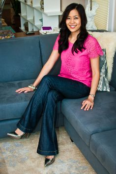 What I Wear to Work: Hey, Deloitte, Elaine Liao Avin Should Be Your Fashion Guru   What I Wear to Work   Washingtonian
