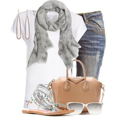"""""""Jeffrey Campbell The Puffer Sandal in Clear Rainbow"""""""