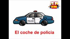 Learn how to pronounce key vocabulary in Spanish - transport theme.