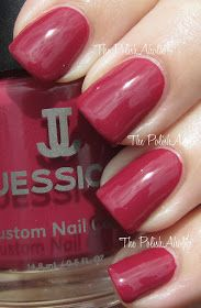 The PolishAholic: Jessica Bliss Is This Collection Swatches!