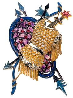 Jean Schlumberger for Schiaparelli