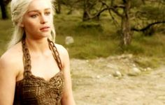 a khaleesi - Mother of the Dragons