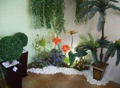 Dicas de Decoração de Jardim Artificial