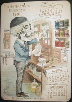 antikamnia chemical company 1901